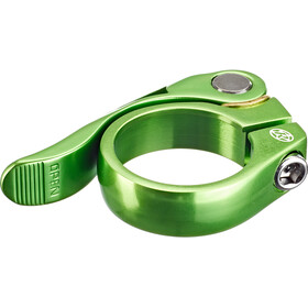 Reverse Long Life Seat Clamp Ø34,9mm, light green